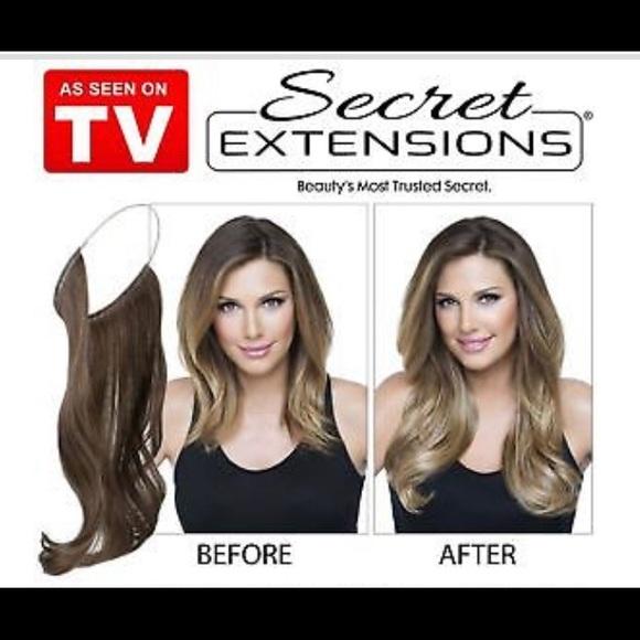 Secret extensions precio